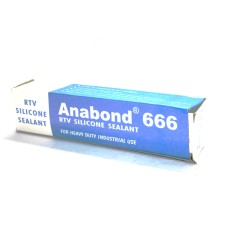 RTV Silicon Sealant Anabond 666 (White)
